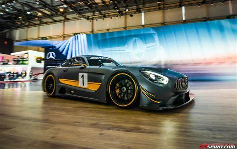 Geneva 2015: Mercedes AMG GT3   GTspirit
