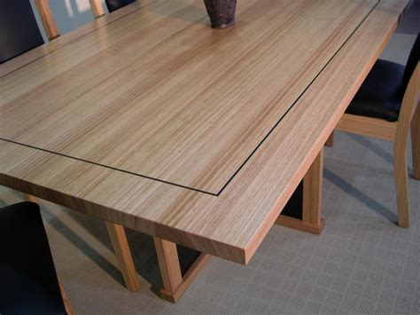 Tasmanian Oak Dining Table Hastings Specialty Furniture Chairs Tables Buffet Tables Etc
