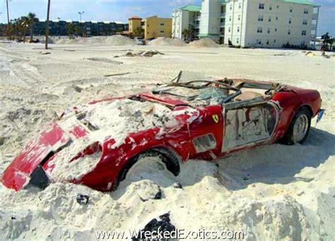 250 California Price Top 10 Most Expensive Car Accidents Bugatti