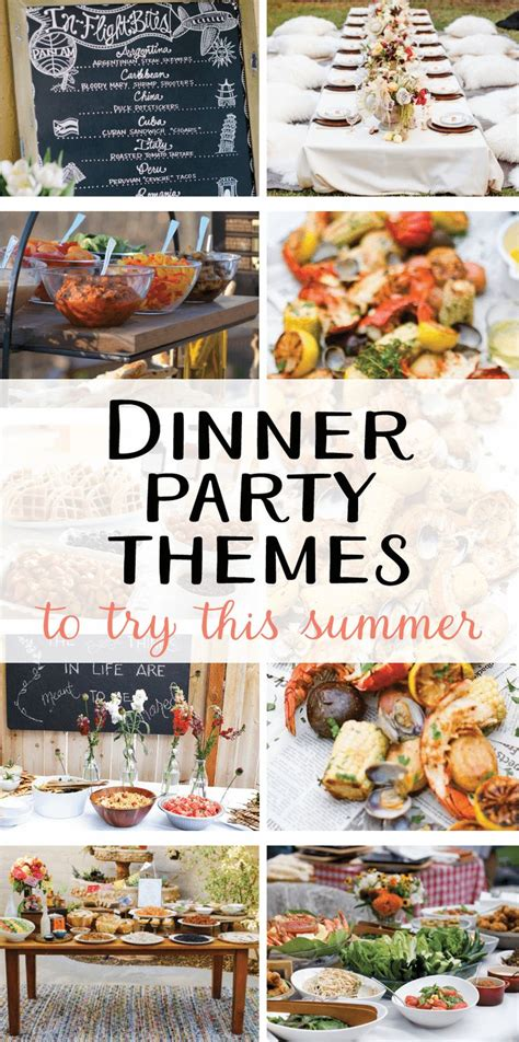 dinner theme 25 best ideas about dinner themes on weekly