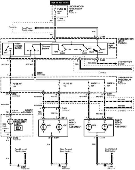 1994 Honda Civic Ecu Wiring Diagram - Wiring Diagram and