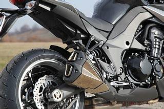 Motorrad Auspuff Test Z1000 by Kawasaki Z1000 Testbericht