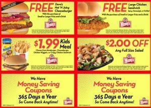 printable fast food coupons usa wendys coupon codes coupon codes blog