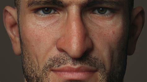 zbrush tutorial realistic face faris