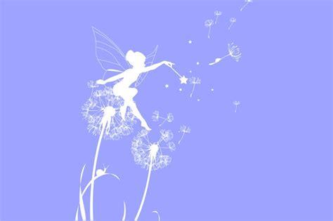 Wall Stickers The Range dandelion fairy by bambizi notonthehighstreet com