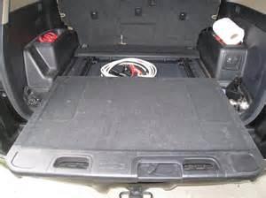 Toyota 4runner Sliding Rear Cargo Deck 4runner Cargo Deck For Sale Autos Post