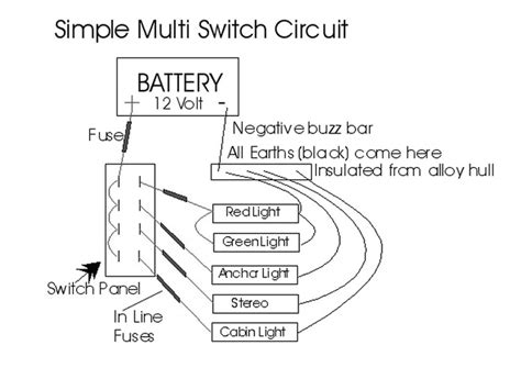marine rocker switch wiring diagram 35 wiring diagram