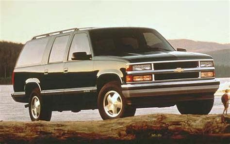 how things work cars 2009 chevrolet suburban 1500 windshield wipe control used 1999 chevrolet suburban pricing for sale edmunds