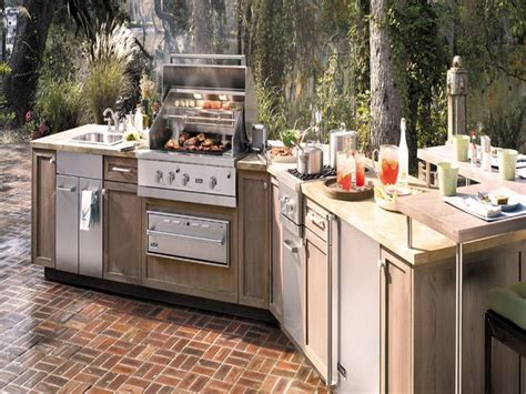 outdoor simple rustic outdoor kitchen designs rustic