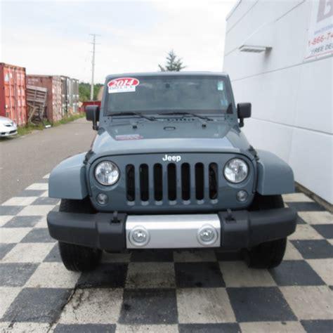 sahara jeep 2014 2014 jeep wrangler sahara 3 6l 6 cyl automatic 4x4 2 door