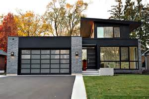 Garage Canada Careers A Sophisticated Glass House In Canada Design Milk