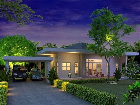 Interior Design Ideas Small Homes present day single story residence plans http www