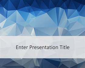 Powerpoint Design Template Free by Free Low Poly Powerpoint Template Free Powerpoint Templates