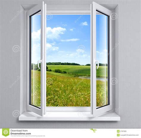 imagenes de jardines en ventanas ventana abierta foto de archivo imagen de decoraci 243 n