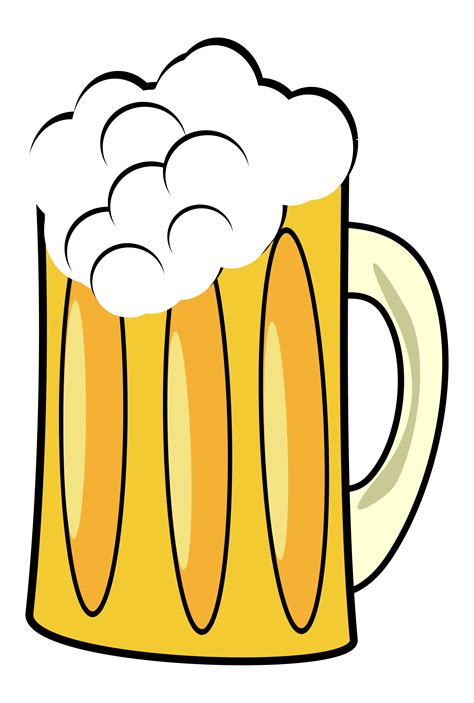 beer cartoon cartoon beer clipart 50