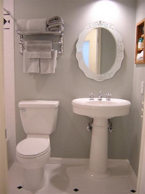 Bathroom Remodels Small Spaces | 25 bathroom remodeling ideas converting small spaces into