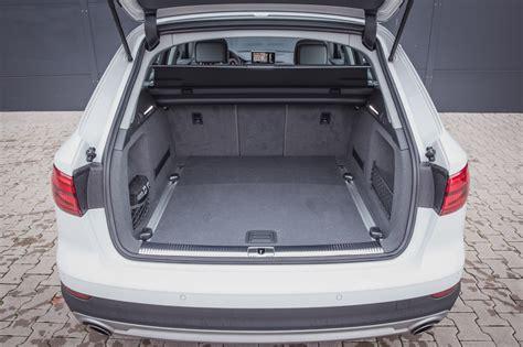 Audi A4 Avant Kofferraumvolumen by Audi A4 2 0 Tfsi Allroad Quattro Test Daten Preis