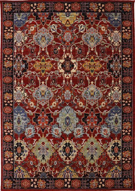 red accent rugs karastan bravado mahir red rg817 multi area rug kaoud rugs