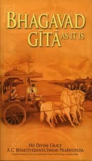 bhagavad gita as it is