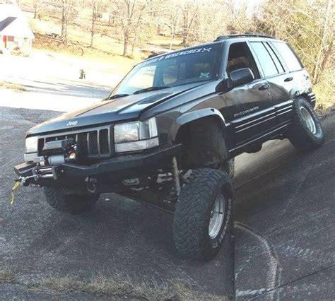 93 98 zj front winch kit diy road