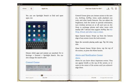 7 user guide 7 owner manual books apple preps for ios 7 with ibooks user guides updates to