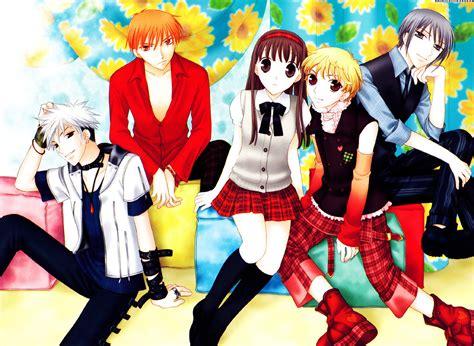 el rinc 243 n perdido rese 241 a anime fruits basket