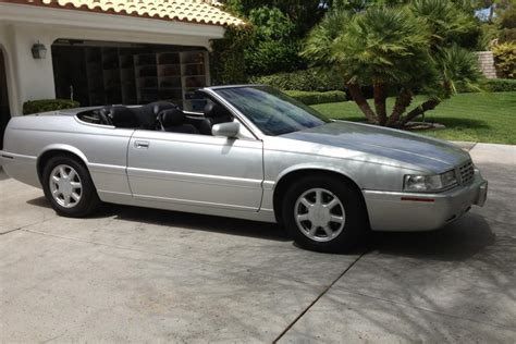 1999 cadillac eldorado 1999 cadillac eldorado convertible 157633