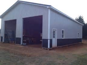 large pole barn kits storage pole building customer projects september
