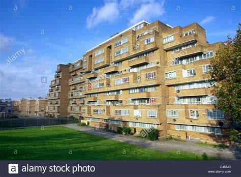 buy council house london dawson heights council houses east dulwich borough of southwark stock photo royalty
