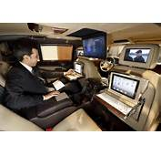 Mulsanne Executive Interior Concept Is How To Roll Like A Real Boss