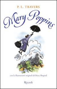 libro mary poppins she wrote mary poppins pamela lyndon travers libro libraccio it