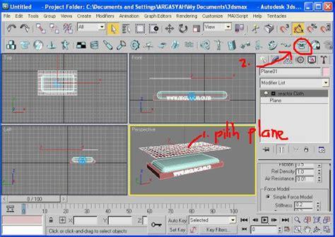 cara membuat pattern kain tutorial cara membuat objek kain sprei selimut pada