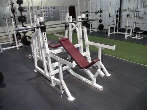 safe bench press fortis equipment inc