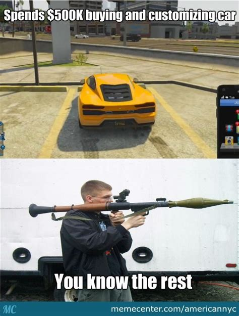 Gta V Memes - gta 5 online in a nutshell by recyclebin meme center