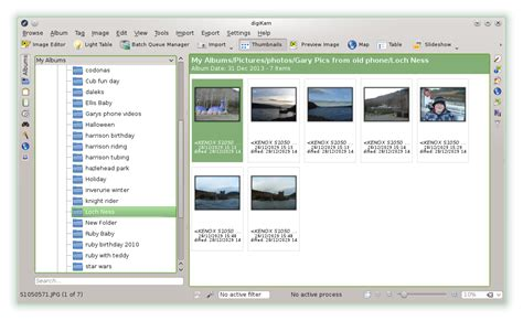 kde photo layout editor the kde picture editing software applications included