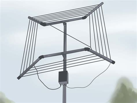 how to tune an antenna 12 steps wikihow
