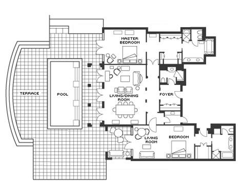 presidential suite floor plan two bedroom presidential suite four seasons sharm el sheikh