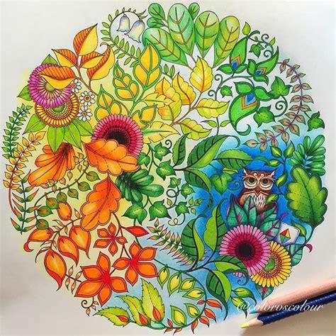 secret garden coloring book instagram colorvscolour chris cheng on instagram enchanted