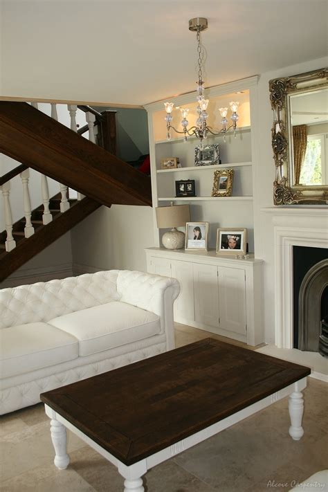 interior design alcove carpentry
