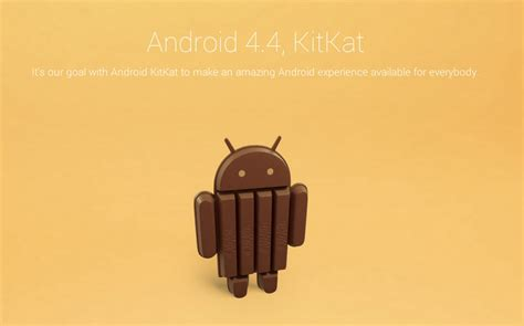 next version of android next version of android is going to be called android kitkat dottech