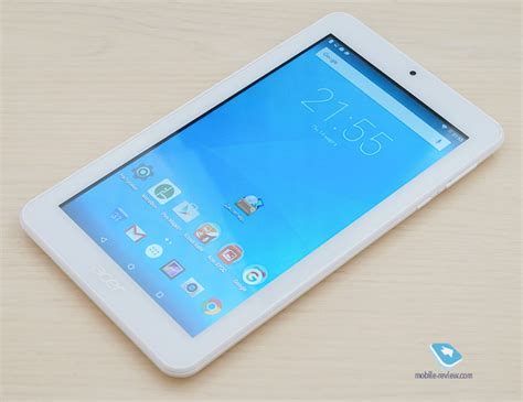 acer mobile review mobile review обзор планшета acer iconia one 7 b1 770