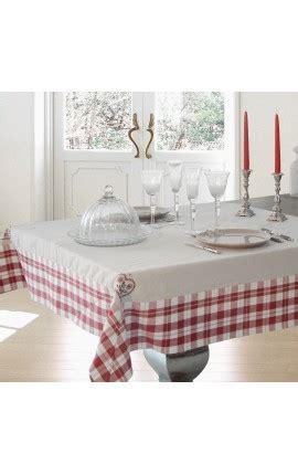nape de table nappe de table style vintage quot cervin brod 233 quot 150 x 250