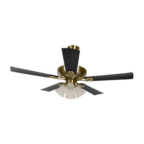 sideways ceiling fan buy usha fontana maple 1250mm ceiling fan antique brass