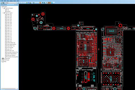 pads layout viewer update all iphone ipad schematic boardview and pads pcb layout