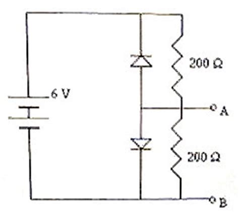 silicon diode in parallel physics informations and links entrance physics