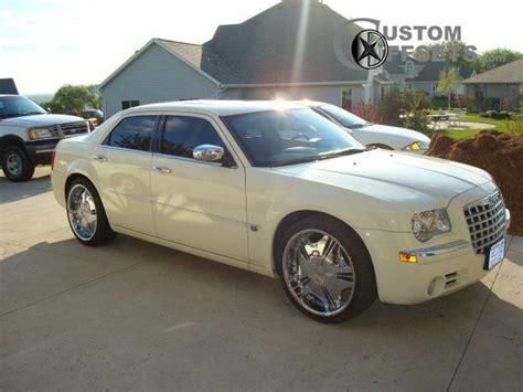 Chrysler 300 Stock Rims by Wheel Offset 2005 Chrysler 300 Flush Stock Custom Rims