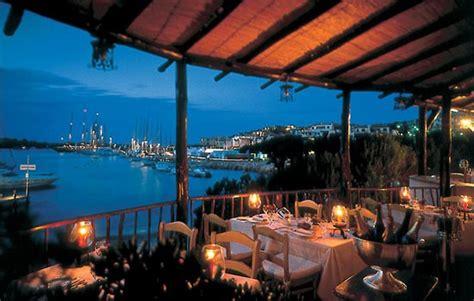 ristorante il pescatore porto cervo where to eat in porto cervo il pescatore restaurant