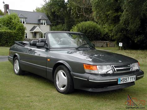 saab 900 convertible 1991 saab 900 turbo 16s convertible auto