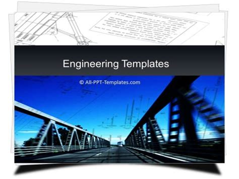 engineering powerpoint template powerpoint template
