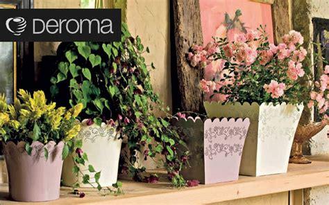 deroma vasi vasi da giardino in terracotta e plastica prezzi e modelli